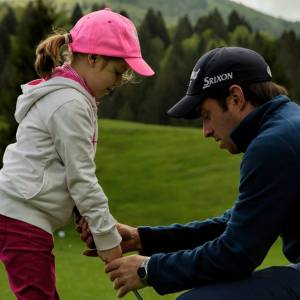 Lezioni di golf, Junior team Le Rovedine