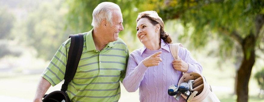 motivi per giocare a golf, benefici del golf