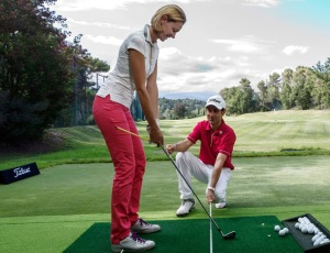 Golf academy con maestro