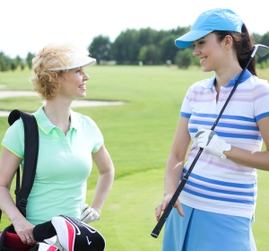 Campo pratica, lezioni di golf, le rovedine