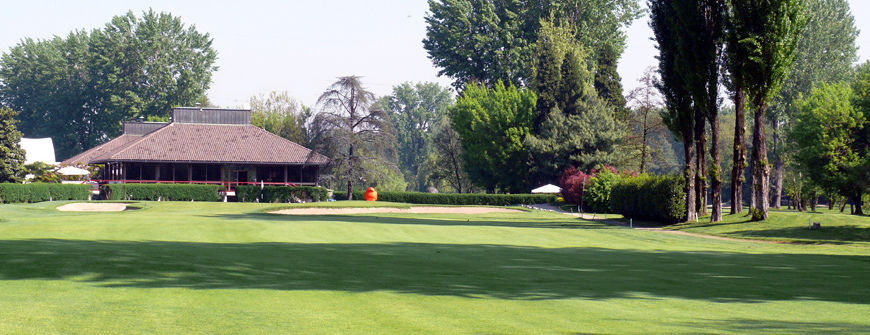Club House, Golf Le Rovedine