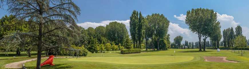 Campo da golf, Le Rovedine