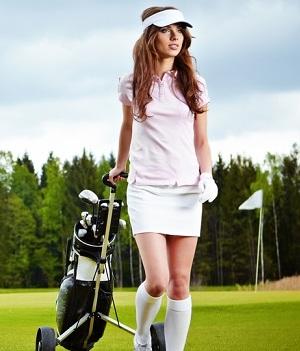 Attrezzatura per giocare a golf