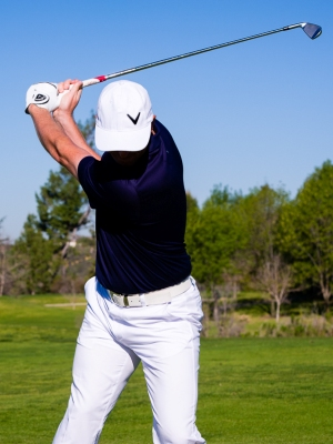 golf, swing