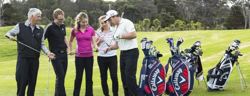 Golf clinics, lezioni di gruppo