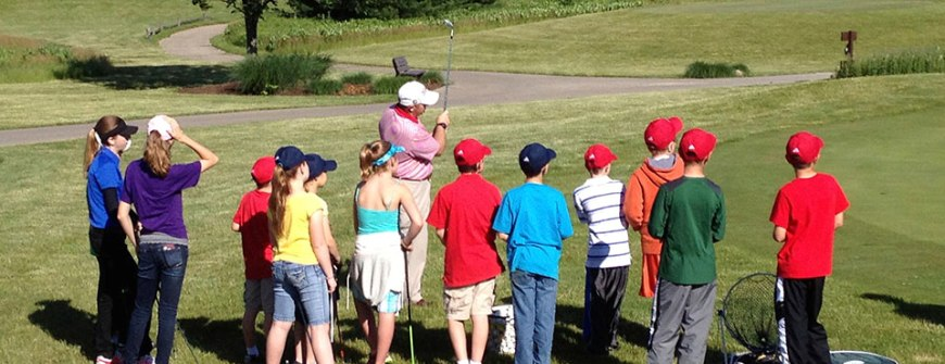 Junior Team, Golf Le Rovedine