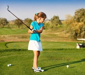 Summer golf camp, Le Rovedine