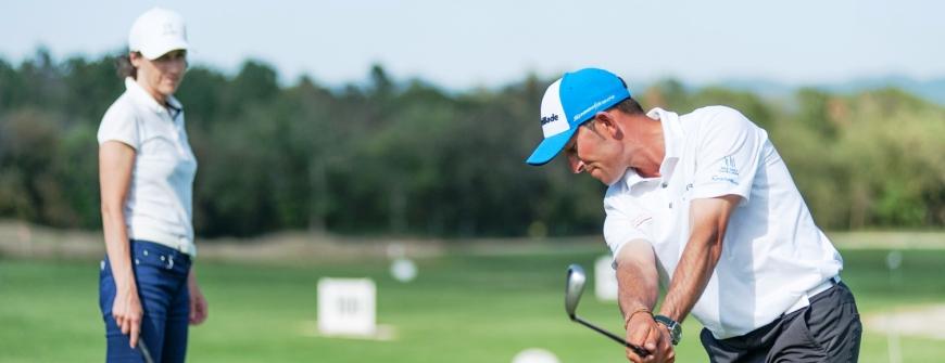 Lezioni di golf, golf clinics