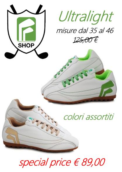 offerta scarpe fratelli di golf