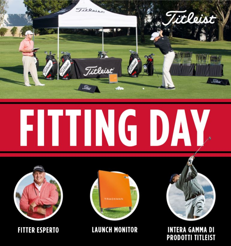 Fitting experience Titleist